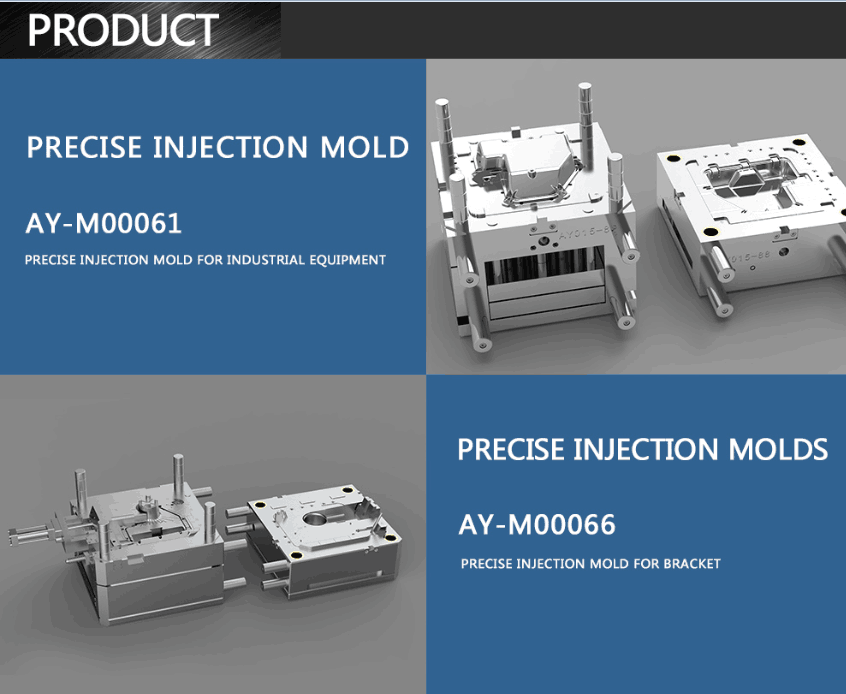 Precision Plastic Mould making Product Injection Mould & tooling Maker 13