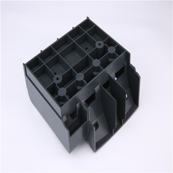 plastic base holder OEM Custom plastic injection molding products/customized plastic parts and components