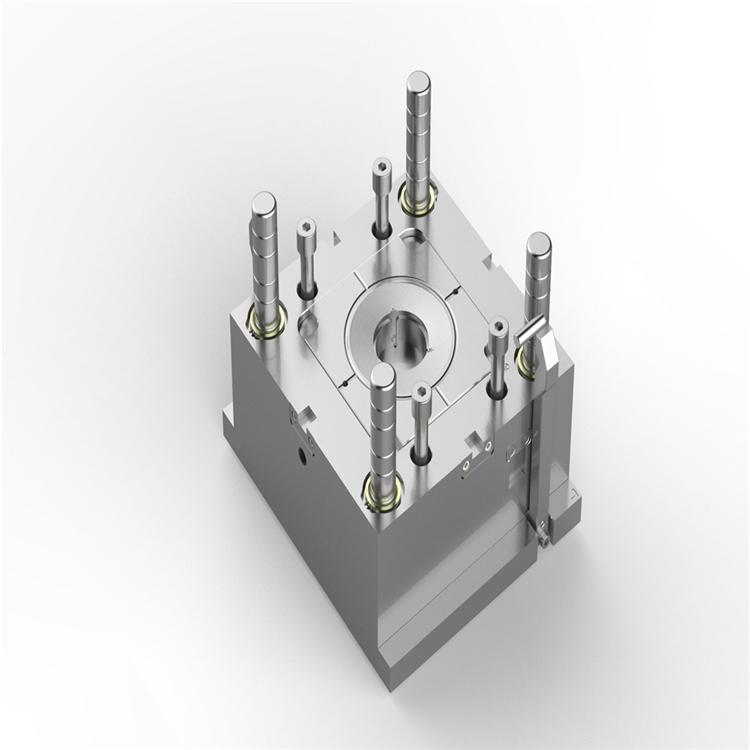 plastic-molding-maker-Customized-design-Two-Shot