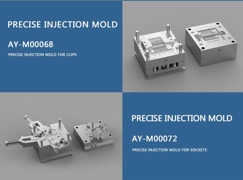 China supplier making plastic Products Injection Mould&Plastic Mold Maker for car part 15