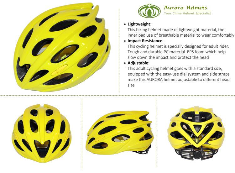 New arrival unisex road bike helmet 5