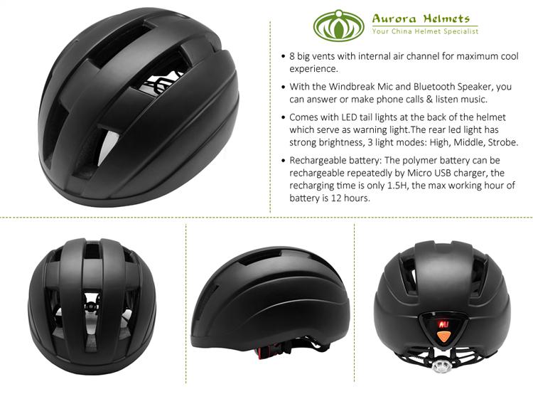 Adult Helmet With Speaker 6