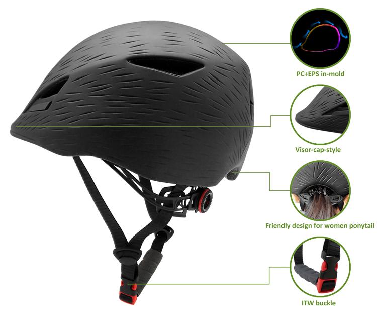 High Quality urban bike helmet 7