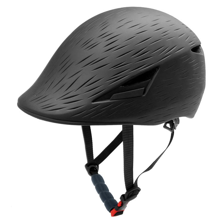 In-mold-fashion-urban-cycling-helmet