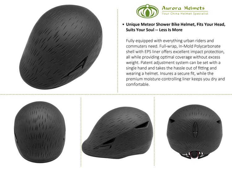 High Quality urban bike helmet 5