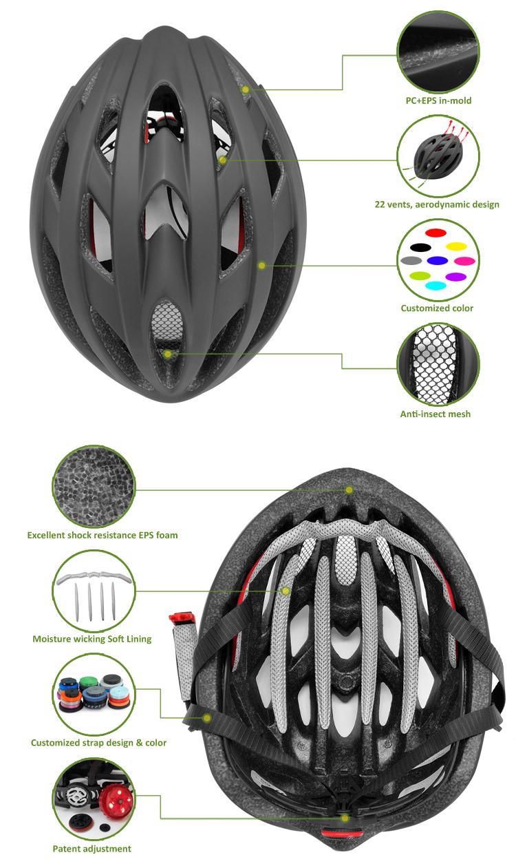 Custom bike helmet for kids and adults 7