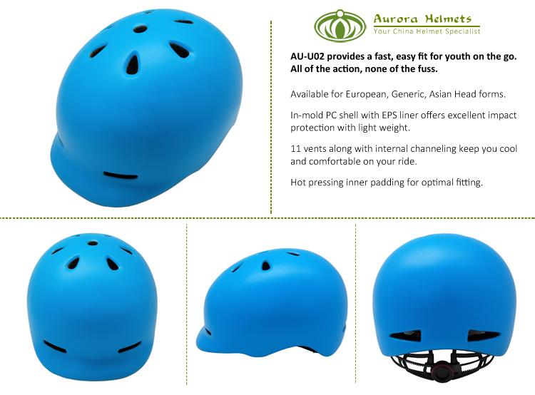 helmet for E-scooter AU-U02 Details 5