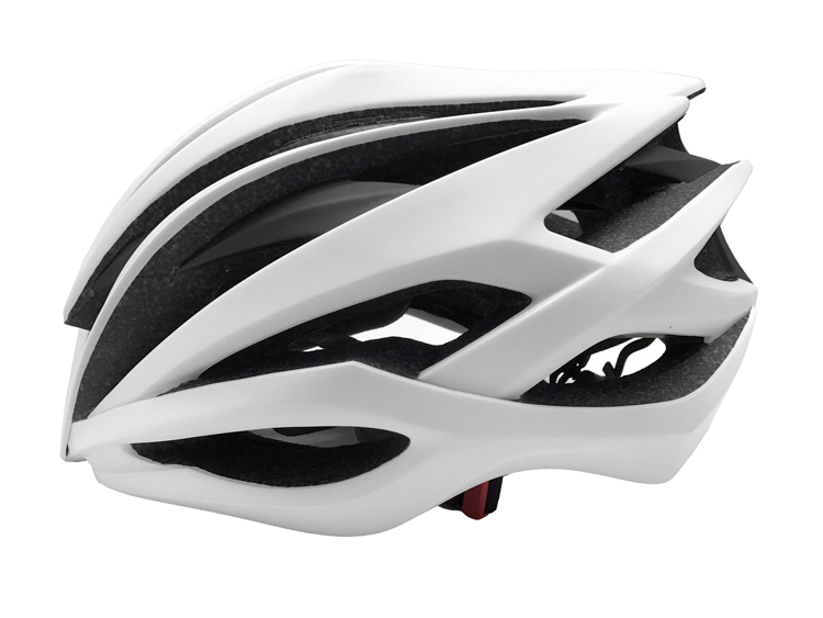 2019 Newly Design Superior In-mold Carbon Fiber Cycling Helmet