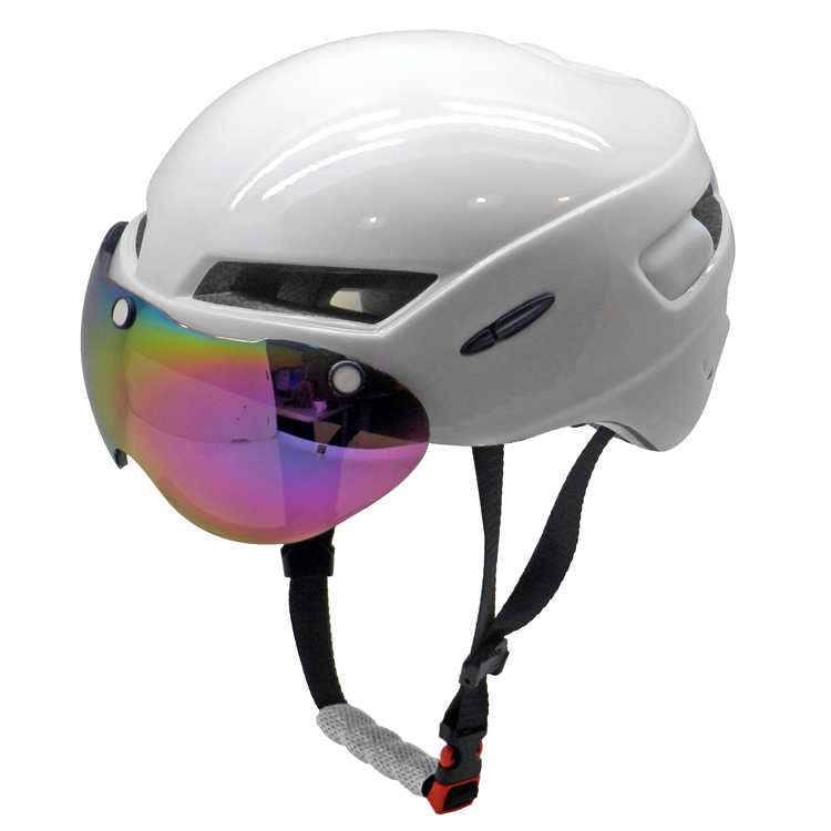 Aerodynamic-TT-Time-Trial-Aero-Bike-Helmet