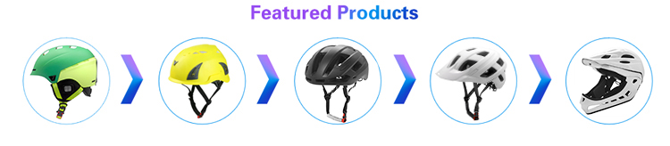 Lightweight Safety Bicycle Helmet With Lights 3