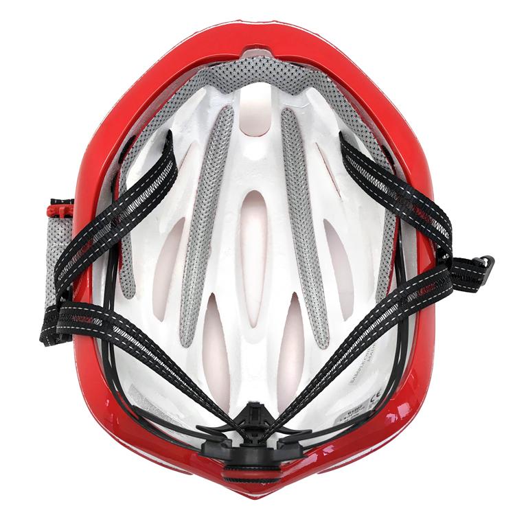 Light Weight In-mold Road Racing Bike Helmet 9