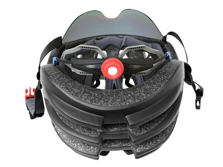 Best Selected Time Trial Racing Bike Helmet with Visor 9
