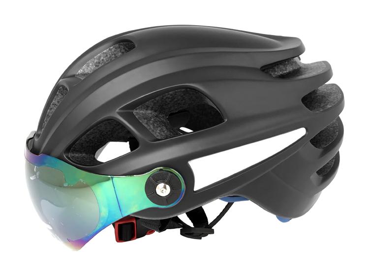 Bike Helmet With Visor 5