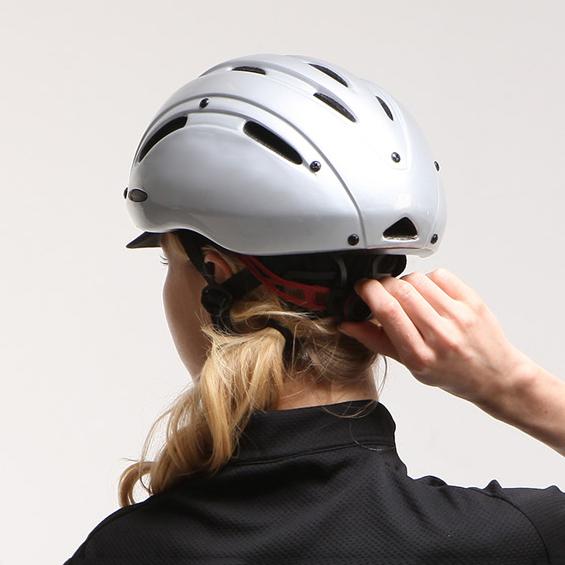 Aerodynamic-road-racing-bike-helmet-with-goggle