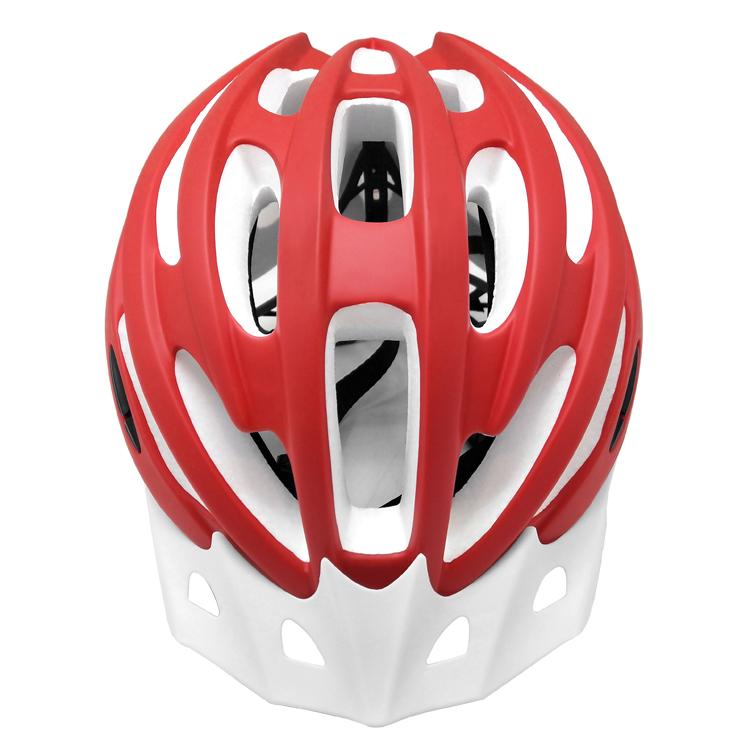 Matte-airflow-bike-helmet-bicycle-helmet-with