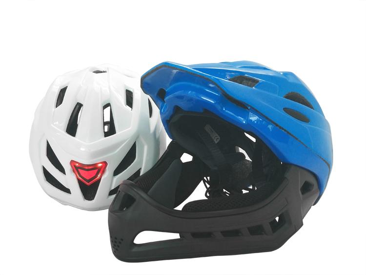 Premium Full Face Mountain Mtb Downhill Bike Helmet 7