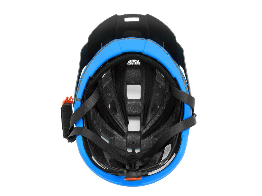 Fashion-mountain-bike-helmet-with-visor-bicycle
