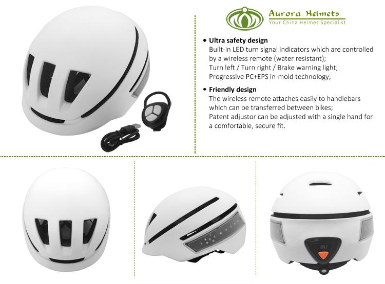 urban cycle helmet AU-R9 Details 5
