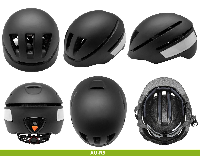 urban cycle helmet AU-R9 Details 9