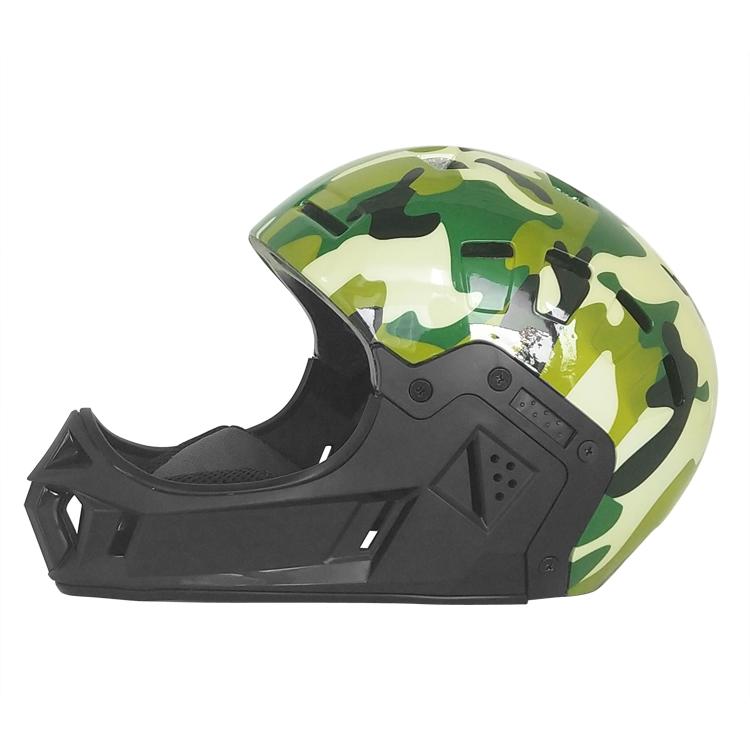 Youth-Full-Face-Helmet-Downhill-Dirt-BMX