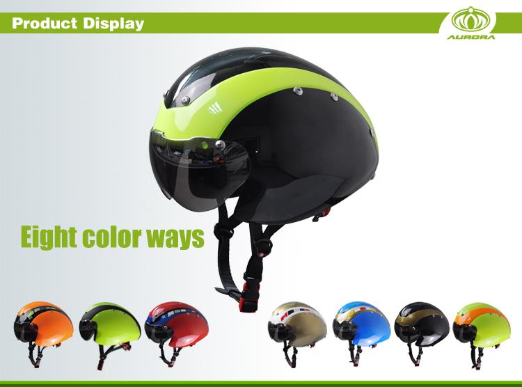 AU-T01 professional bicycle TT helmet, new developed racing TT cycle helmet 13