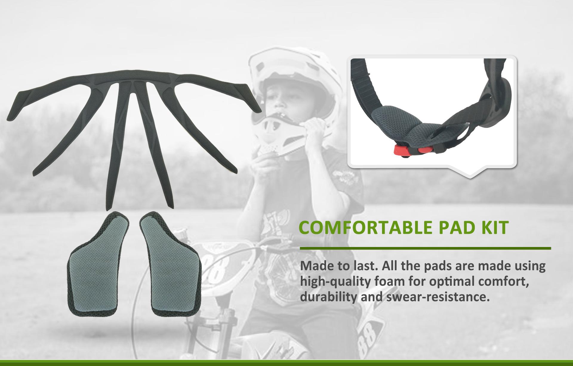 Kids Enduro Bike Helmet 18