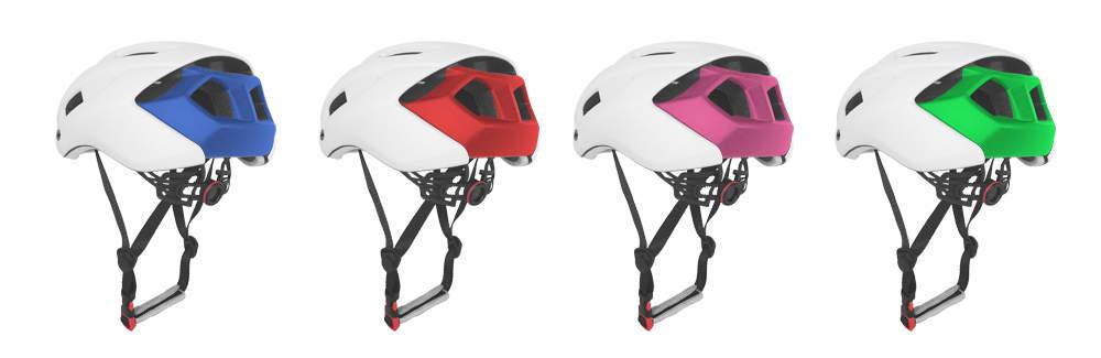 Dual Slalom Helmet 10