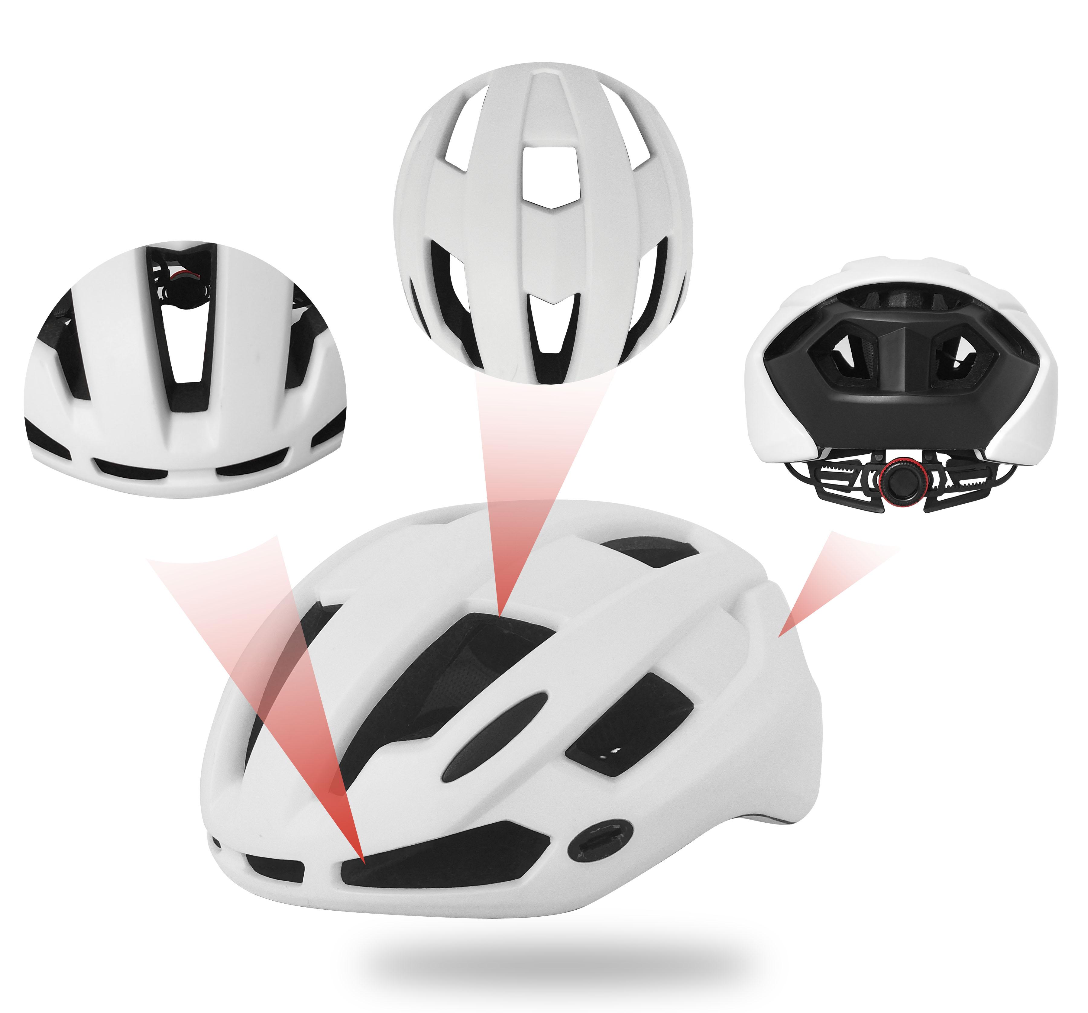 2019-slim-black-Enduro-bicycle-helmet