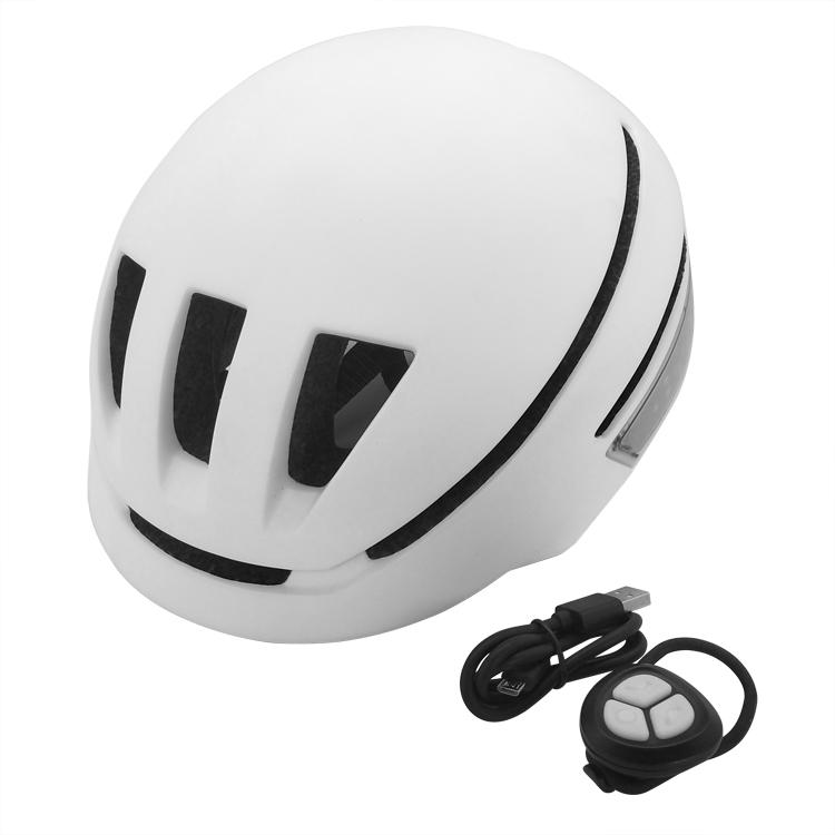 Certification-Approved-Smart-Helmet-With-LED-Light