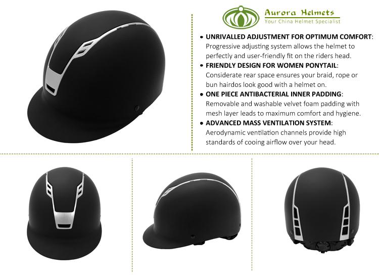 horse riding helmet AU-H07 Details 5