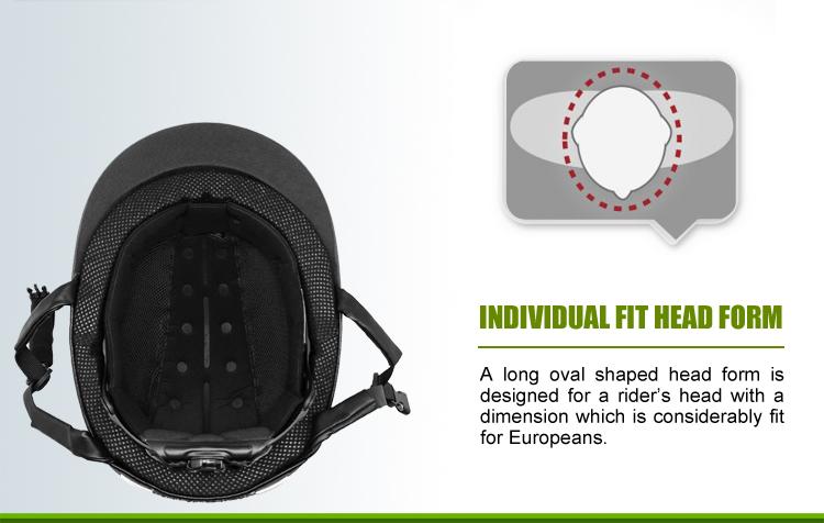 English Riding Helmet 17
