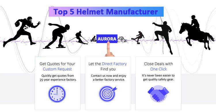 Ce En 397 Certificated Sawmills Safety Helmet 2