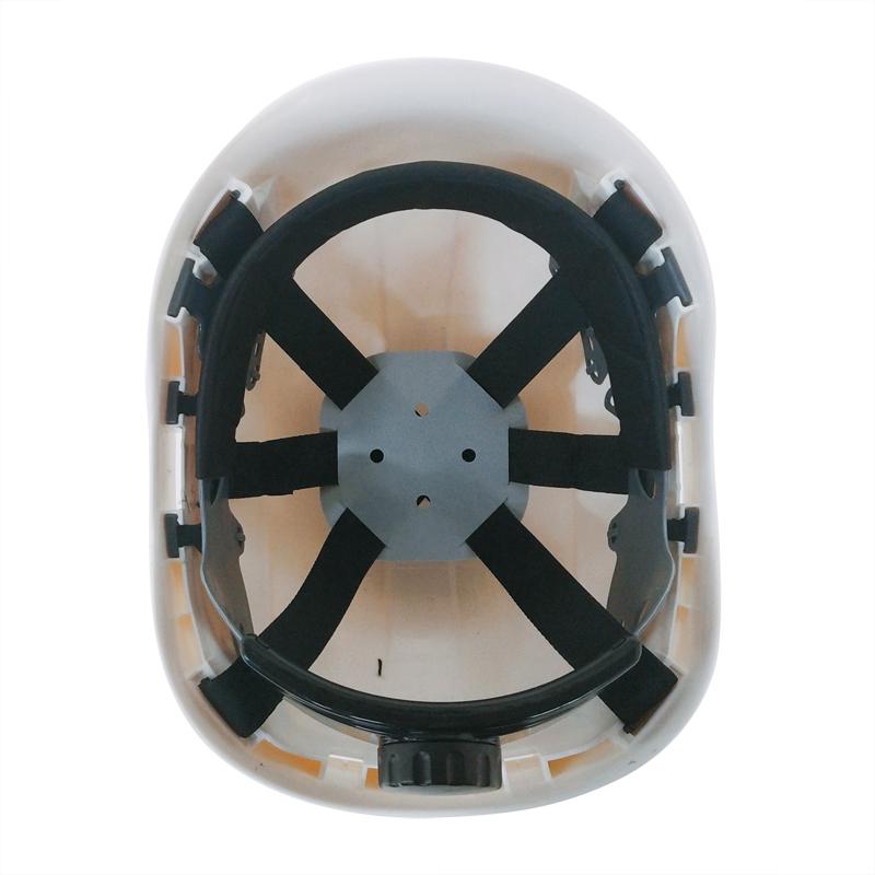 Direct-factory-price-White-Arborist-Safety-Helmet