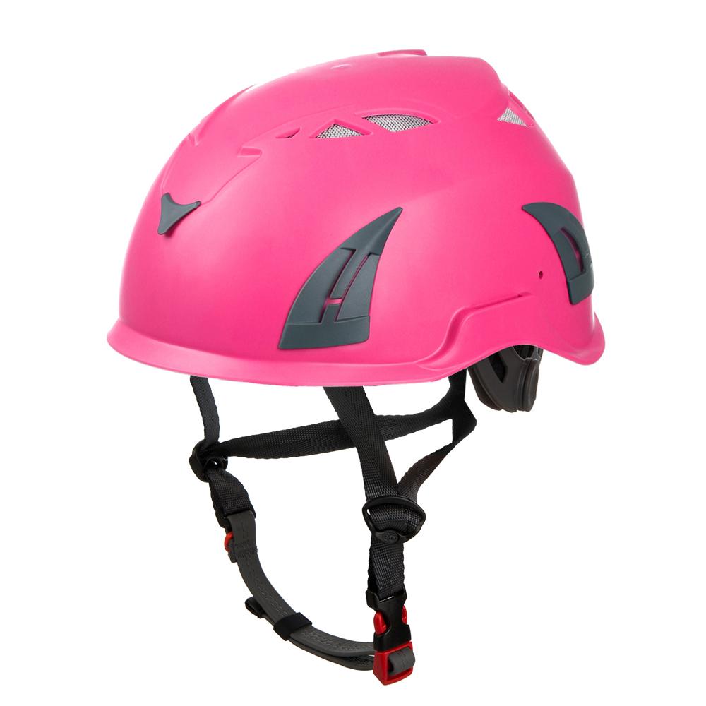 EN12492-Custom-Safety-Helmet-Ratchet-Safety-Helmet