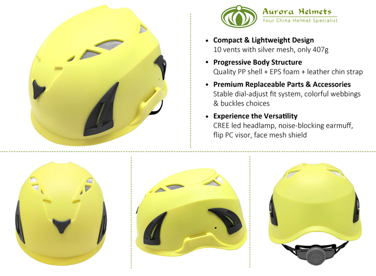 Civil infrastructure safety helmet with smoked visor 6