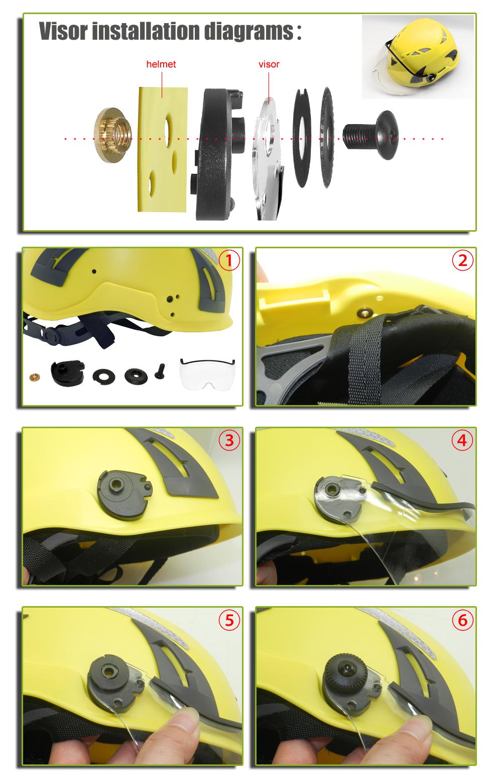 Scaffolding Helmets For Sale 20