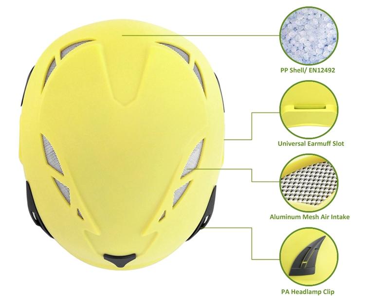 Climbing Helmet AU-M02 Details 6