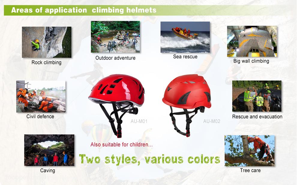 Rock Climbing Helmet 4