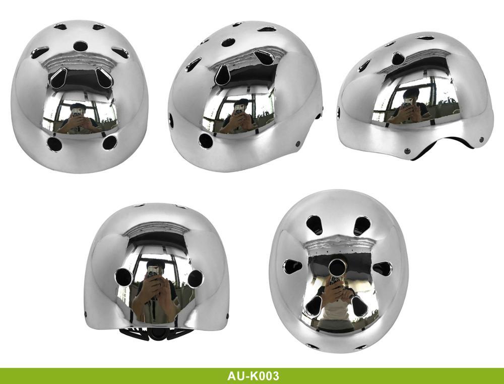 Bronze-kids-scooter-helmet-mirrored-stake-helmet