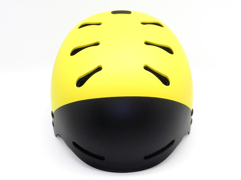 Head protective good look skate helmet sports helmets for skateboard 7