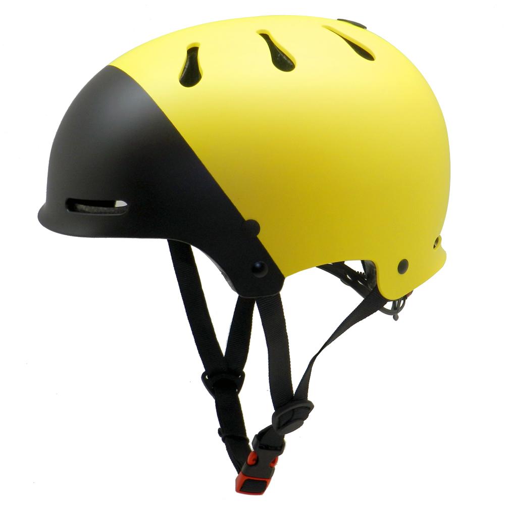 Head protective good look skate helmet sports helmets for skateboard