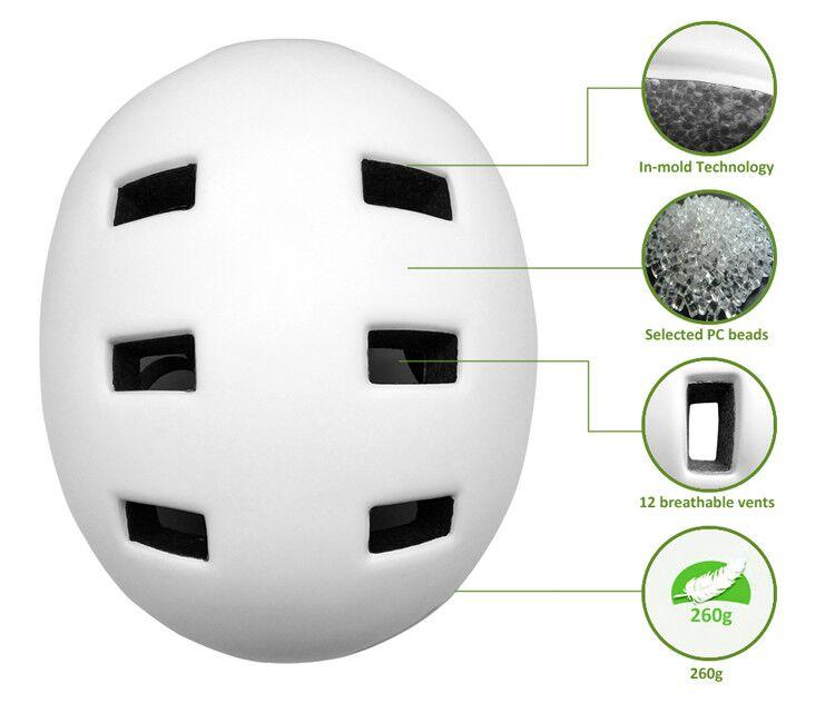Kids/Adult Scooter Helmet for Electric Bike 5