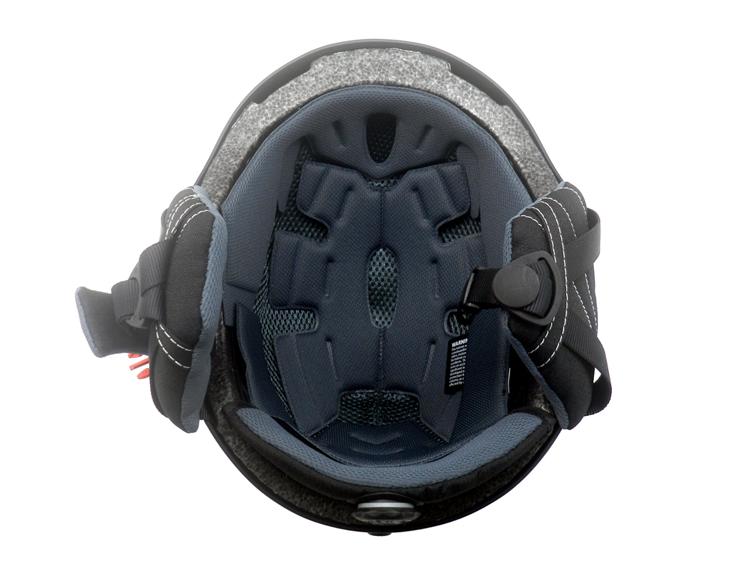 Custom Three Sizes Classic ABS Shell Ski Helmet 11