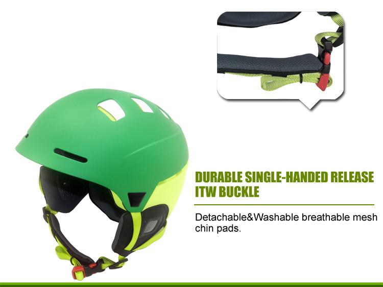 High Quality Lightweight ski helmet 9