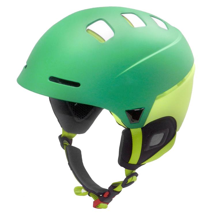 New-products-alpine-ski-helmet-with-goggle
