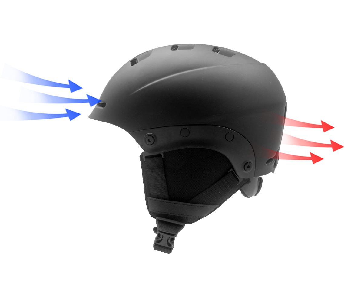 High Quality Helmet Snowboard 6