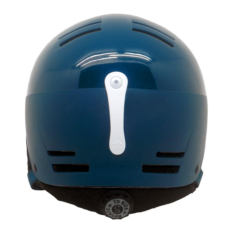 Custom Design ABS Shell Snow Helmet 9