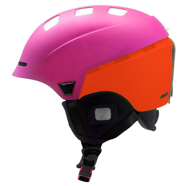 Light-weight-In-molding-ski-snowboard-helmets