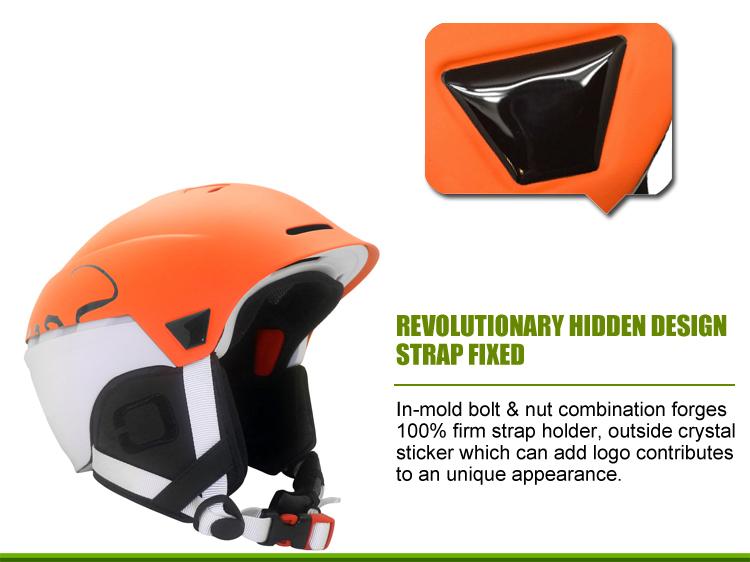 High Quality Ski Helmet Goggle Strap 3