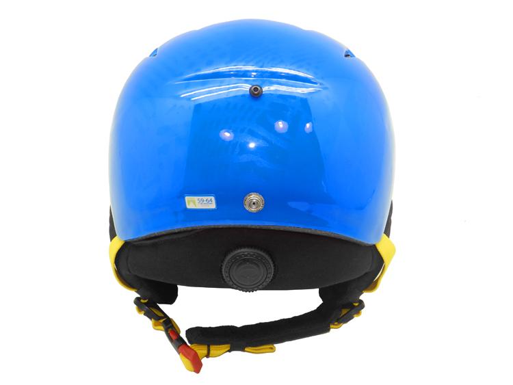 Au-s05 Ski Helmet Inmould Super Light Weight Skiing Helmet 11